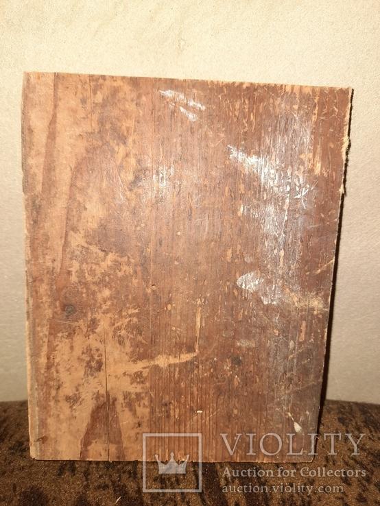 Иконная Доска 12 на 15,5 см., фото №3