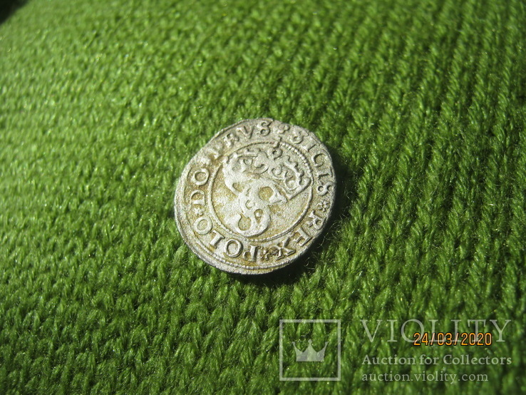 Пруський солід, Сигізмунд I Старий, 1529 рік., фото №3