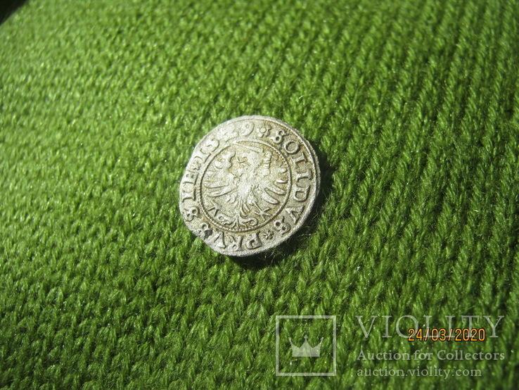 Пруський солід, Сигізмунд I Старий, 1529 рік., фото №6