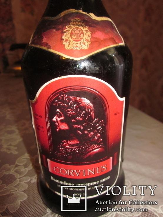 Ликёрное вино, Венгрия, импорт в Союз., фото №7