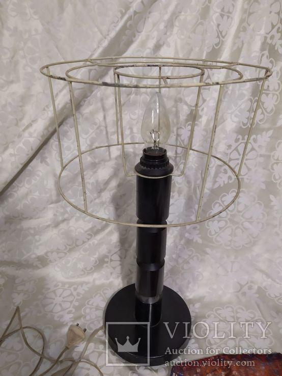 Настольная лампа estoplast ссср, фото №7