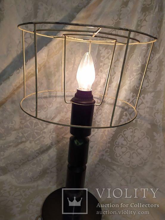 Настольная лампа estoplast ссср, фото №10