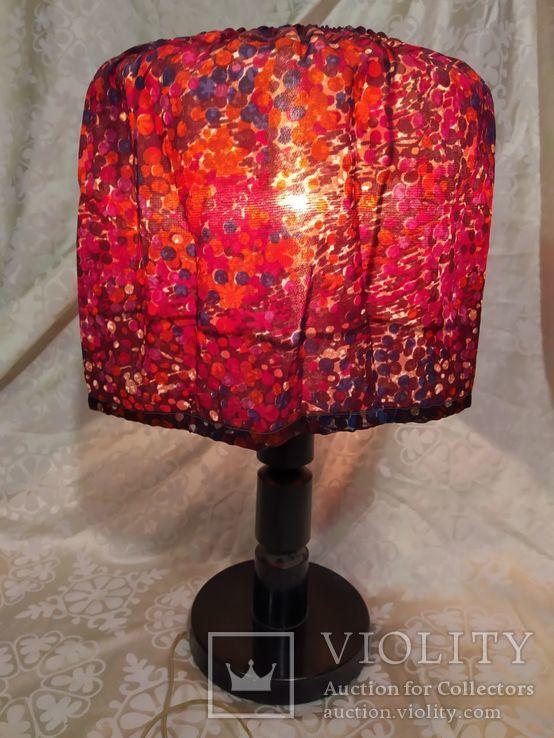 Настольная лампа estoplast ссср, фото №2