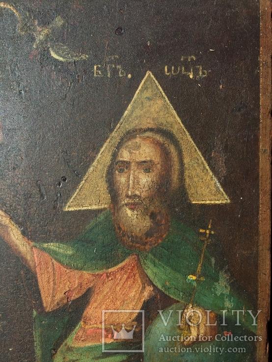 Икона Троица, фото №4