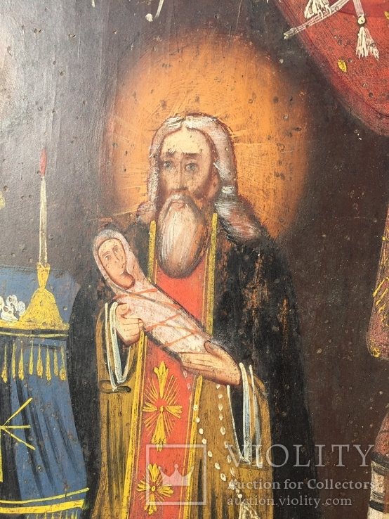 Икона Устилиан, фото №3
