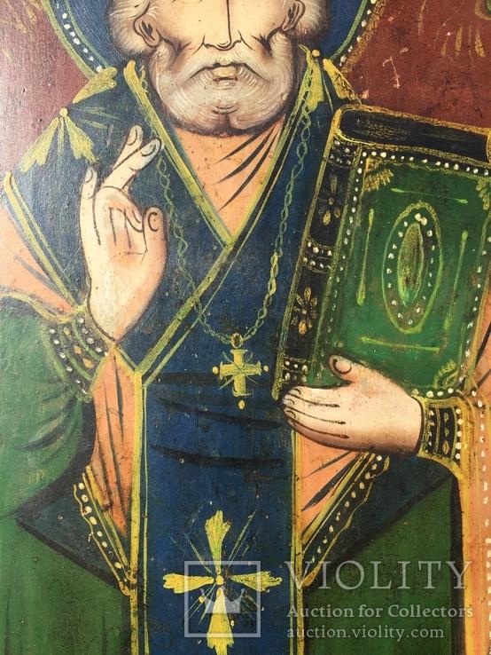 Икона Николай, фото №4