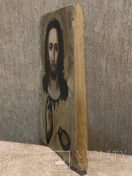 Икона Иисуса Христа Дерево, фото №4