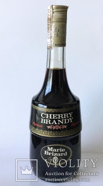 "Лікер,,Chery Brandy"".Marie Brizard / Франція  1970s, фото №2"