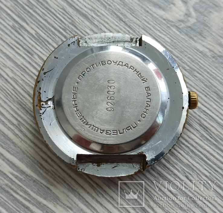 Часы. Ракета / Города / мех. 2628 Н, фото №7