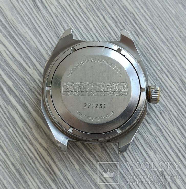 Часы. Восток / Амфибия / светомаса - на ходу, фото №9
