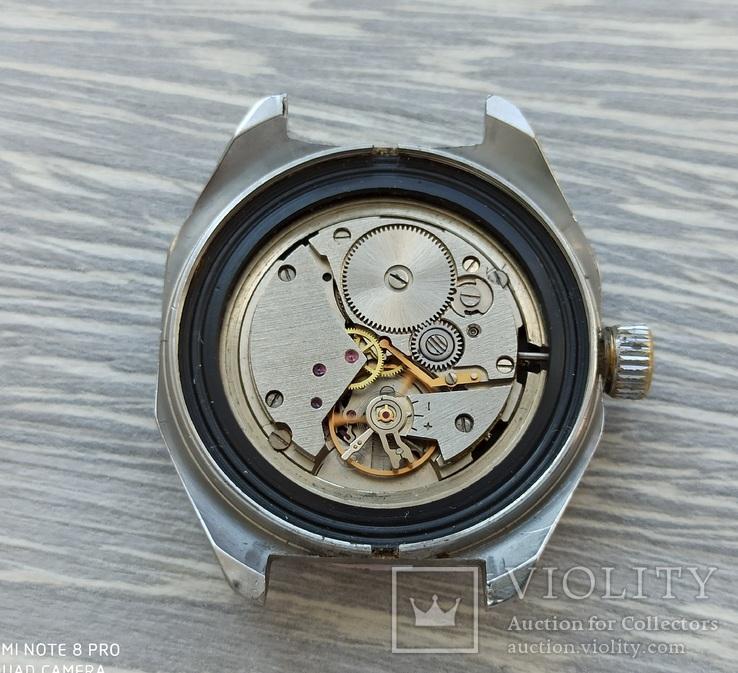 Часы. Восток / Амфибия / светомаса - на ходу, фото №10