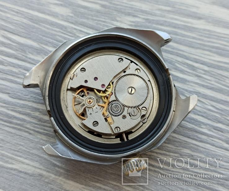 Часы. Восток / Амфибия / светомаса - на ходу, фото №11