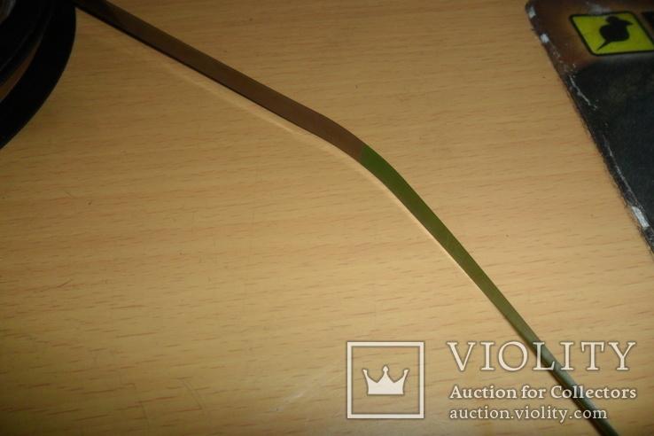 Бобина бабина катушка Agfa диаметр 12,5 см пленка магнитная лента, фото №7