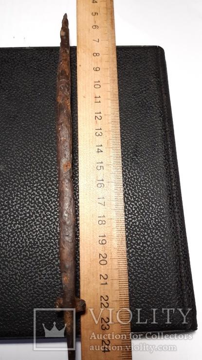 Боевой нож скифы, фото №3