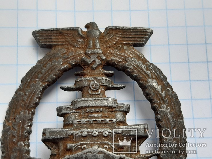 Немецкий знак копия, фото №12