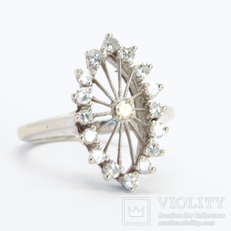 Винтажное золотое кольцо