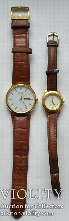 Часы Citizen + бонус часы Casio, фото №3