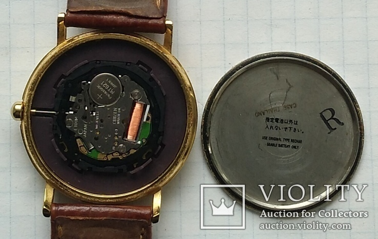 Часы Citizen + бонус часы Casio, фото №7