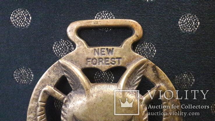 Конская сбруя. New Forest, фото №3