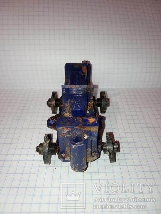 Трактор   времен СССР, фото №5