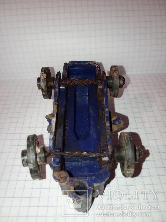 Трактор   времен СССР, фото №9