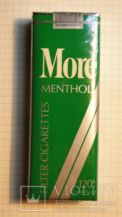 More сигареты с ментолом купить в москве закон о лицензировании табачных изделий