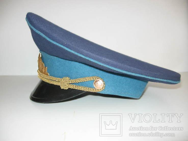 Фуражка парадная ВВС, фото №3