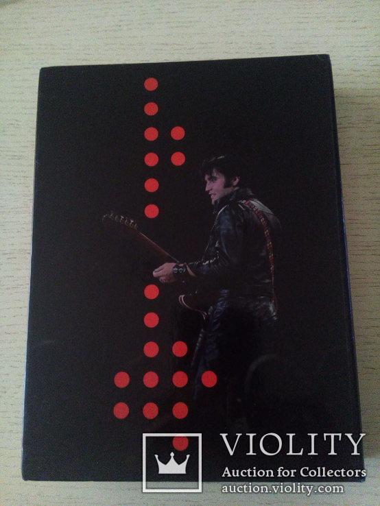 Альбом  ELVIS DVD-3 диска, буклет., фото №4