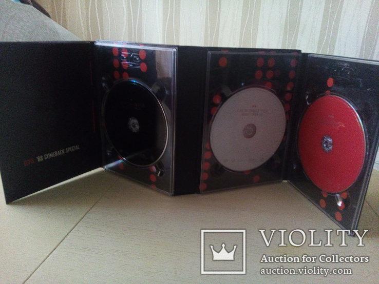 Альбом  ELVIS DVD-3 диска, буклет., фото №6