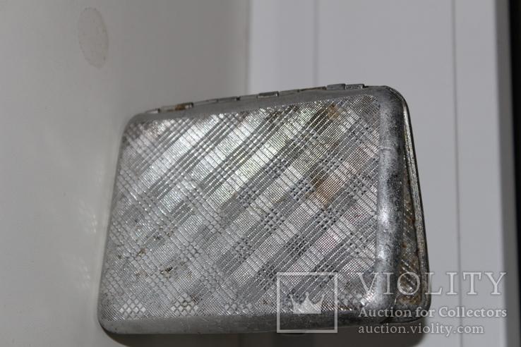 Потсигар СССР, вага 58 грм., фото №4