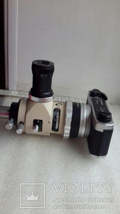 Микроскоп-камера Оlympus c-35da-2 с большим количеством окуляров, фото №4