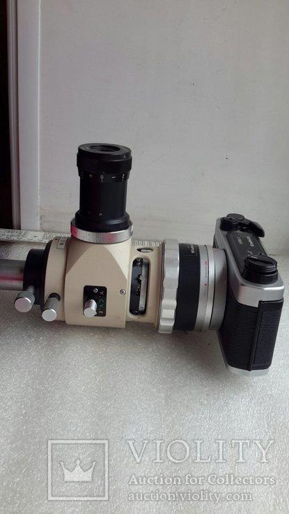Микроскоп-камера Оlympus c-35da-2 с большим количеством окуляров, фото №7