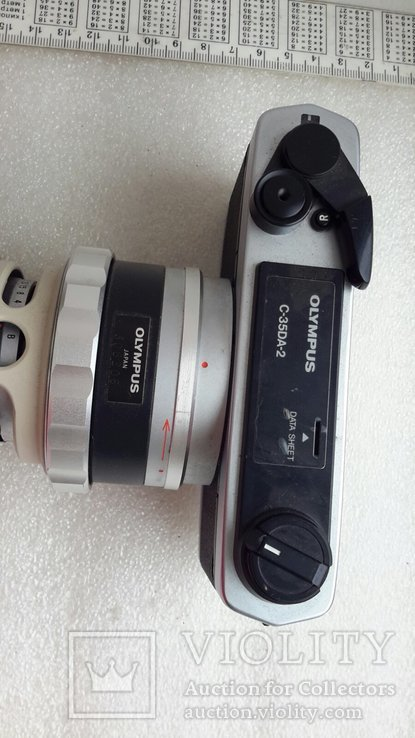 Микроскоп-камера Оlympus c-35da-2 с большим количеством окуляров, фото №8