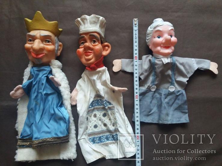Куклы для театра, фото №3