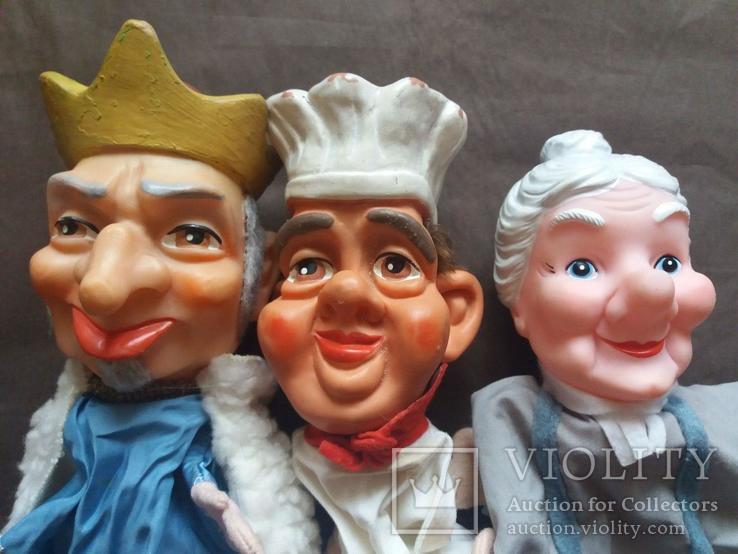 Куклы для театра, фото №4