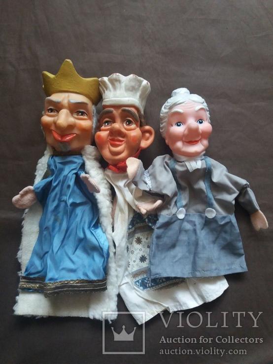 Куклы для театра, фото №5