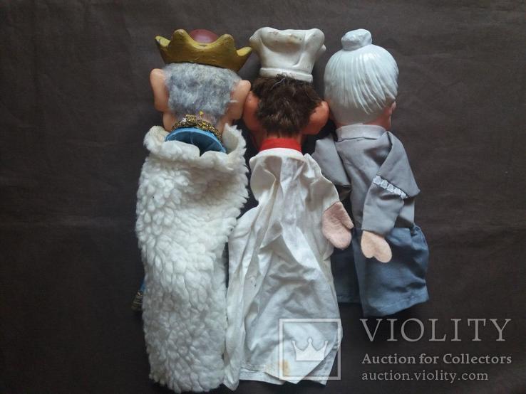 Куклы для театра, фото №6