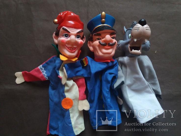 Куклы для театра, фото №7