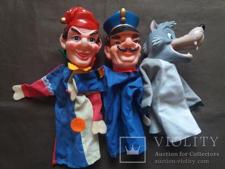 Куклы для театра, фото №8