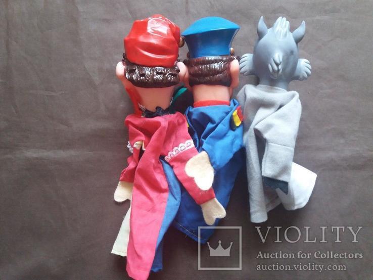Куклы для театра, фото №9