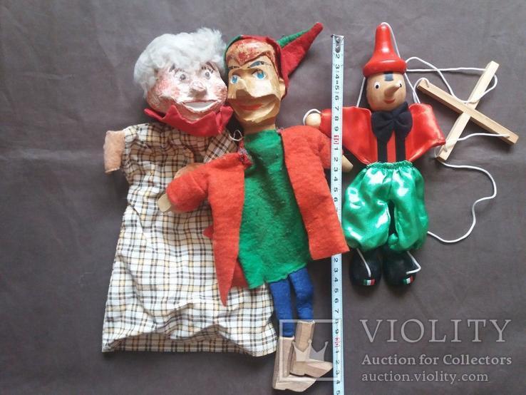 Куклы для театра, фото №10