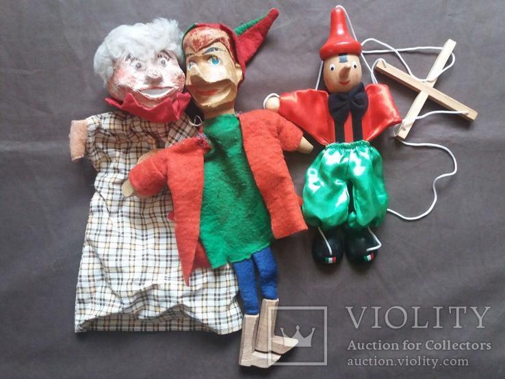 Куклы для театра, фото №11