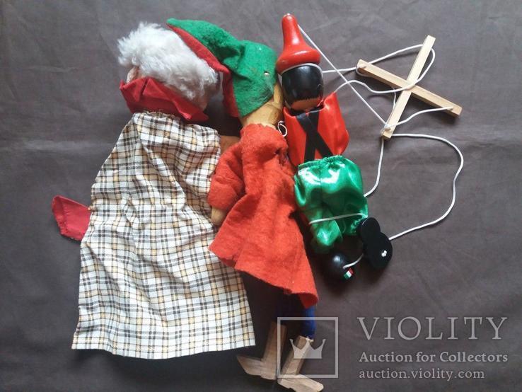 Куклы для театра, фото №12