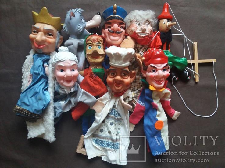 Куклы для театра, фото №13