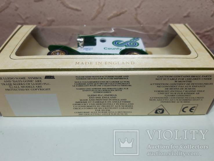 Модель автомобиля Lledo made in England (новая в упаковке) (131), фото №3