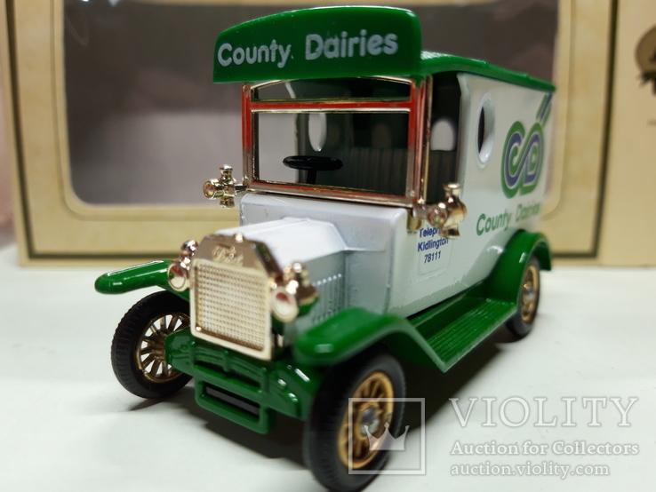 Модель автомобиля Lledo made in England (новая в упаковке) (131), фото №5