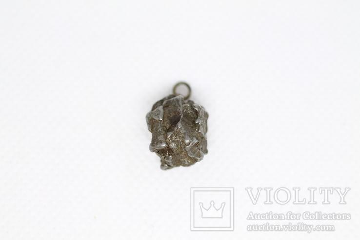 Кулон з метеориту Campo del Cielo, 6,67 грам, фото №2