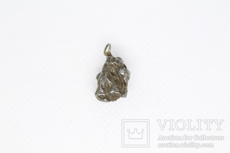Кулон з метеориту Campo del Cielo, 6,67 грам, фото №4