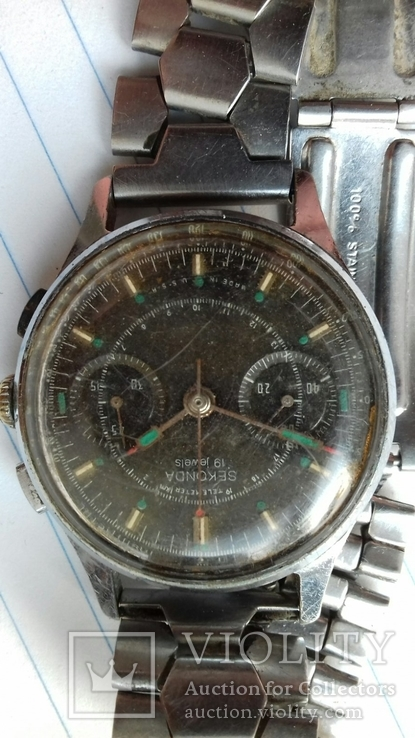 Часы Sekonda 17 камней