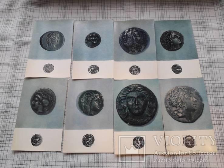 Монеты Городов Античного Причерноморья., фото №4